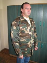 Куртка камуфлированная мод. К11