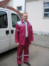 Костюм мод. «Медик» (куртка брюки) СТБ 1387-2003