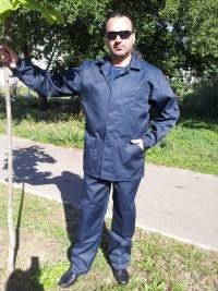 Костюм для защиты от Кислот. мод. М103К защитные свойсвта З Ми К50