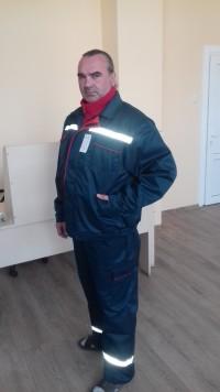 Костюм мод. М-125 (куртка полукомбез) ЗМи
