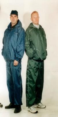 Костюм мод. M-126 (куртка брюки)