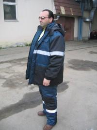 Костюм Утепленный мод. «Навигатор» (куртка с капюшоном полукомбинезон либо брюки) СТБ 1387-2003