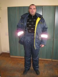Костюм утепленный мод. «Сибиряк» (куртка с капюшоном брюки) СТБ 1387-2003