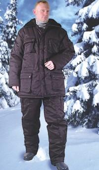 Куртка утепленная с меховым воротником мод. К-28У