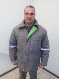 Куртка утепленная К15У